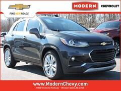 New 2019 Chevrolet Trax Premier SUV Winston Salem, North Carolina