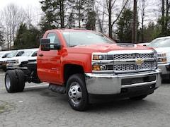 New 2019 Chevrolet Silverado 3500HD Chassis WT Truck Regular Cab Winston Salem, North Carolina