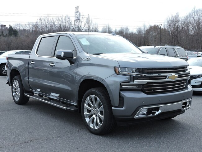 2019 Chevrolet Silverado 1500 High Country Truck Crew Cab Winston Salem
