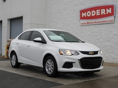 New 2019 Chevrolet Sonic LT Auto Sedan Winston Salem, North Carolina