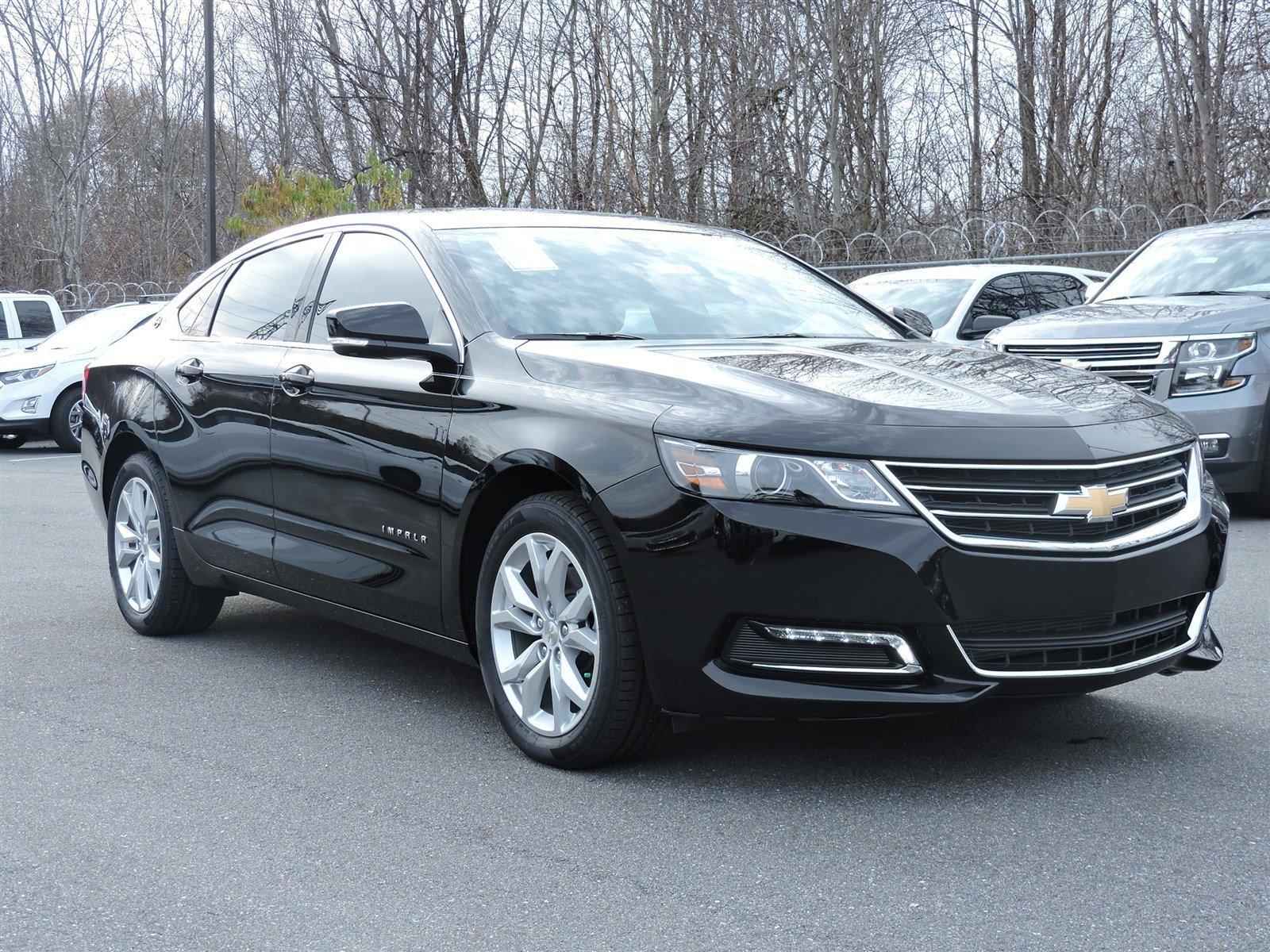 New 2019 Chevrolet Impala For Sale Winston Salem NC