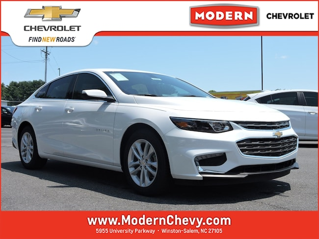 2018 Chevrolet Malibu LT Sedan Winston Salem