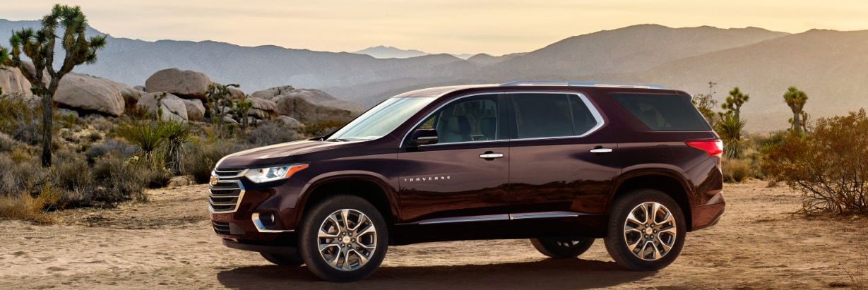 2018 Chevrolet Traverse at Modern Chevrolet in Winston Salem ...