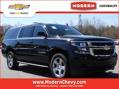 New 2019 Chevrolet Suburban LS SUV Winston Salem, North Carolina