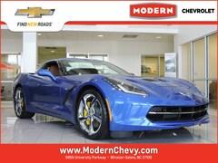 New 2019 Chevrolet Corvette Stingray Z51 Coupe Winston Salem, North Carolina