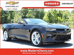 New 2018 Chevrolet Camaro 2SS Convertible Winston Salem, North Carolina