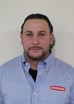 Modern Chevrolet Service Staff | Winston Salem