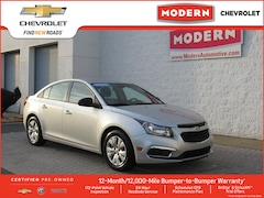 Used 2015 Chevrolet Cruze LS Sedan Winston Salem, North Carolina