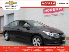 Used 2017 Chevrolet Cruze LS Sedan Winston Salem, North Carolina