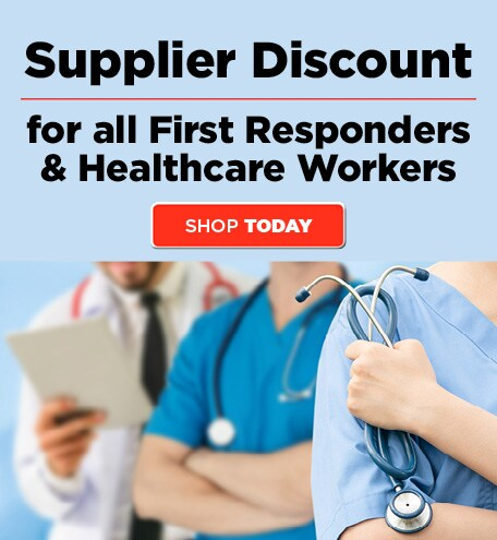 First Responder & Healthcare Workers