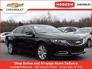 New 2020 Chevrolet Impala LT Sedan Winston Salem, North Carolina