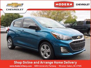 New 2021 Chevrolet Spark LS Automatic Hatchback Winston Salem, North Carolina