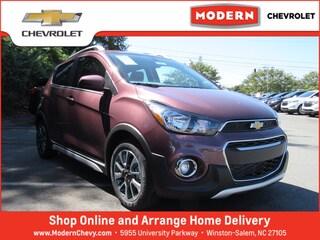 New 2021 Chevrolet Spark Activ Automatic Hatchback Winston Salem, North Carolina