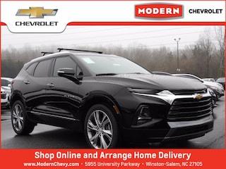 New 2020 Chevrolet Blazer Premier SUV Winston Salem, North Carolina