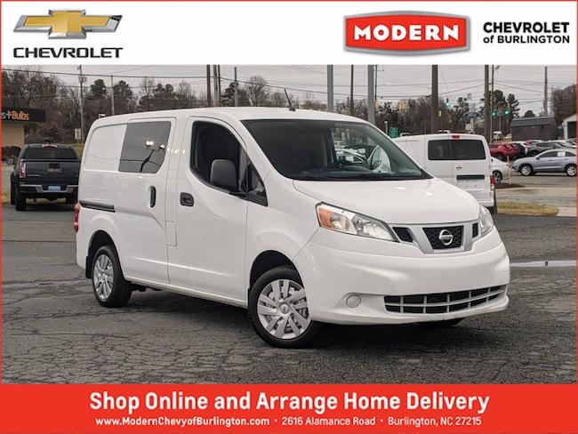 2014 Nissan NV200 SV Cargo Van