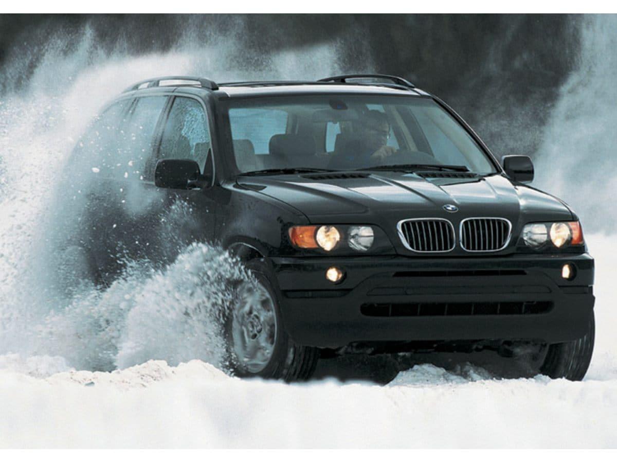 2002 BMW X5 4.4i SUV
