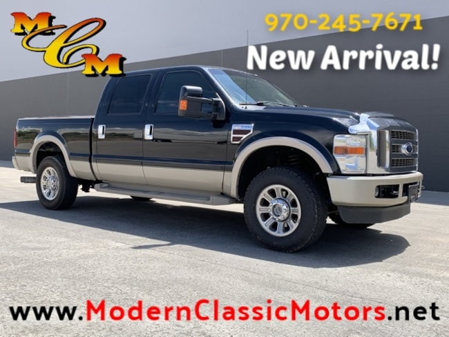 2010 Ford F-250 Truck Crew Cab