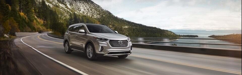 Comparing The New Santa Fe And Santa Fe Sport At Our Concord, NC Hyundai  Dealership