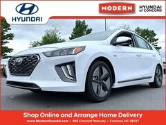 New 2020 Hyundai Ioniq Hybrid Limited Hatchback Concord, North Carolina