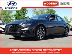 New 2020 Hyundai Sonata Limited Sedan Concord, North Carolina