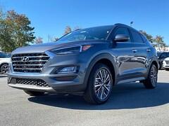 New 2021 Hyundai Tucson Ultimate SUV Concord, North Carolina