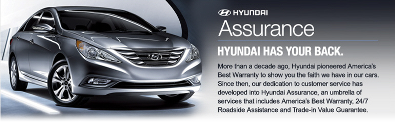 hyundai assurance programs modern hyundai of concord charlotte nc. Black Bedroom Furniture Sets. Home Design Ideas