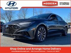 New 2021 Hyundai Sonata Limited Sedan Concord, North Carolina