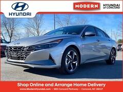 New 2021 Hyundai Elantra Limited Sedan Concord, North Carolina