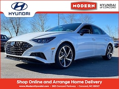 New 2021 Hyundai Sonata SEL Plus Sedan Concord, North Carolina