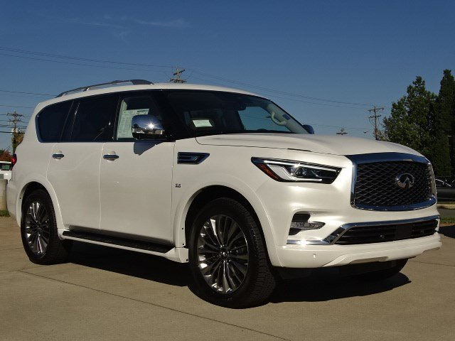 New 2019 Infiniti Qx80 For Sale At Modern Automotive Vin