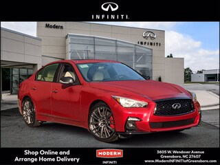 2021 INFINITI Q50 3.0t RED SPORT 400 Sedan