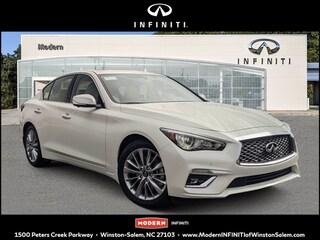 2021 INFINITI Q50 3.0t LUXE Sedan