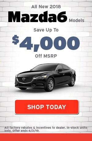 May | New 2018 Mazda6