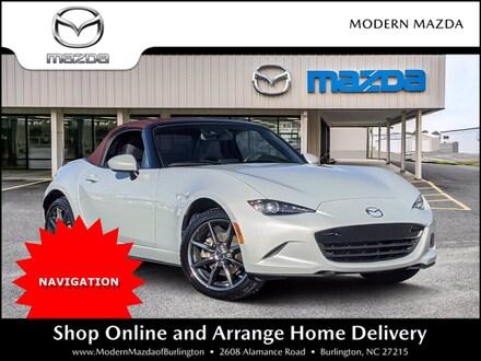 2018 Mazda Miata Grand Touring Convertible