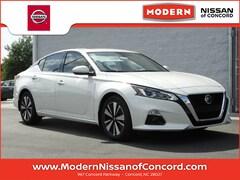 New 2019 Nissan Altima 2.5 SL Sedan Concord, North Carolina