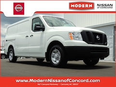 New 2018 Nissan NV Cargo NV1500 SV V6 Van Cargo Van Concord, North Carolina