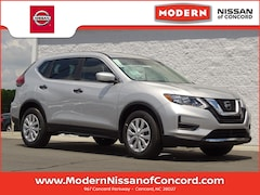 New 2019 Nissan Rogue S SUV Concord, North Carolina