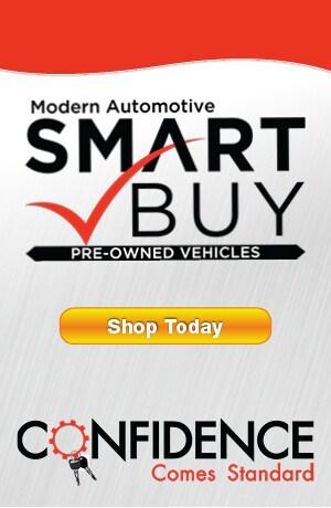 Modern Smart Buy Pre-Owned Vehicles