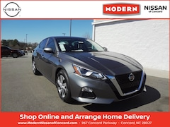New 2021 Nissan Altima 2.5 S Sedan Concord, North Carolina