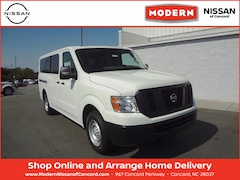 New 2020 Nissan NV Passenger NV3500 HD S V6 Van Passenger Van Concord, North Carolina