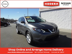 Certified Pre-Owned 2018 Nissan Rogue Sport S SUV Concord, North Carolina