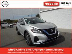 New 2020 Nissan Murano S SUV Concord, North Carolina