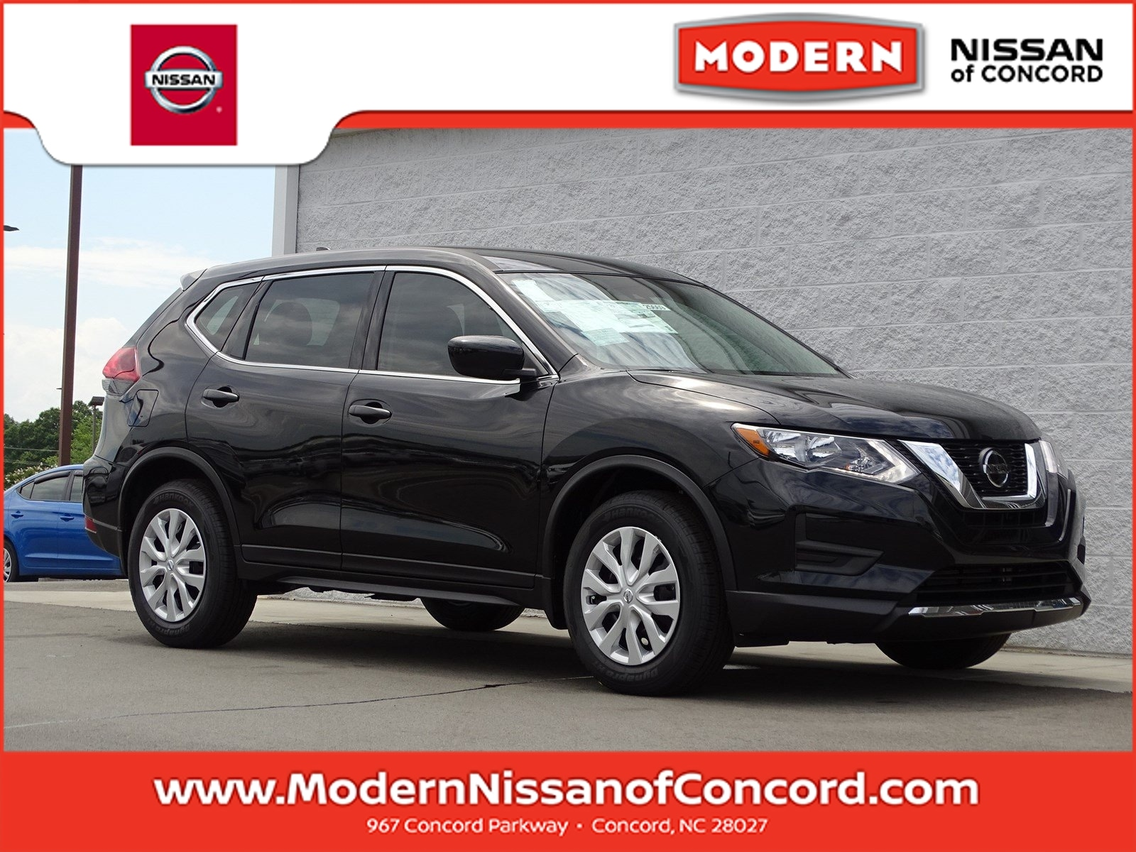2019 Nissan Rogue For Sale in Concord NC | Modern Nissan of