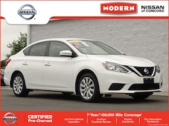 Certified Pre-Owned 2016 Nissan Sentra S Sedan Concord, North Carolina