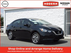 New 2020 Nissan Versa 1.6 SV Sedan Concord, North Carolina