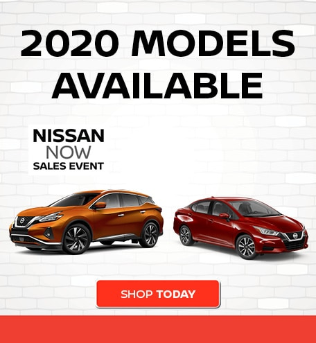 2020 Models Available
