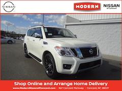 New 2020 Nissan Armada Platinum SUV Concord, North Carolina