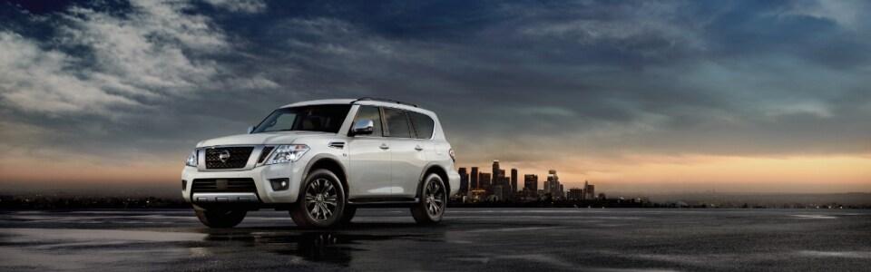 Captivating 2018 Nissan Armada