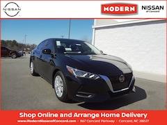 New 2021 Nissan Sentra S Sedan Concord, North Carolina