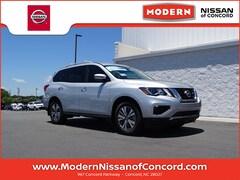 New 2019 Nissan Pathfinder S SUV Concord, North Carolina